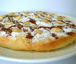 Kipbestilla - Marokkaanse pastei van kip en filodeeg