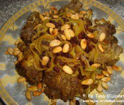 Mrouzia een belangrijk gerecht uit de Marokkaanse keuken