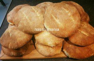 Marokkaans brood thuis gemaakt