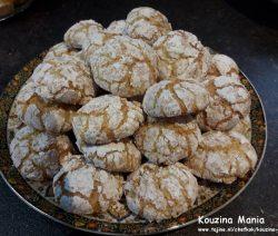 Amandelghribya een van de bekendste Marokkaanse koekjes