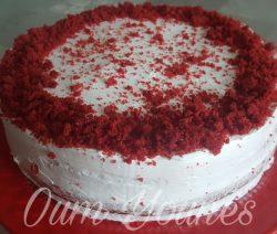 Heerlijke Red Velvet Cake